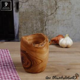 Cutlery holder wood