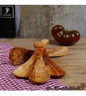 spoon set - 4pcs olive wood