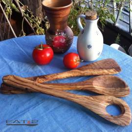 Pfannenwender Set aus 3 Küchenhelfern