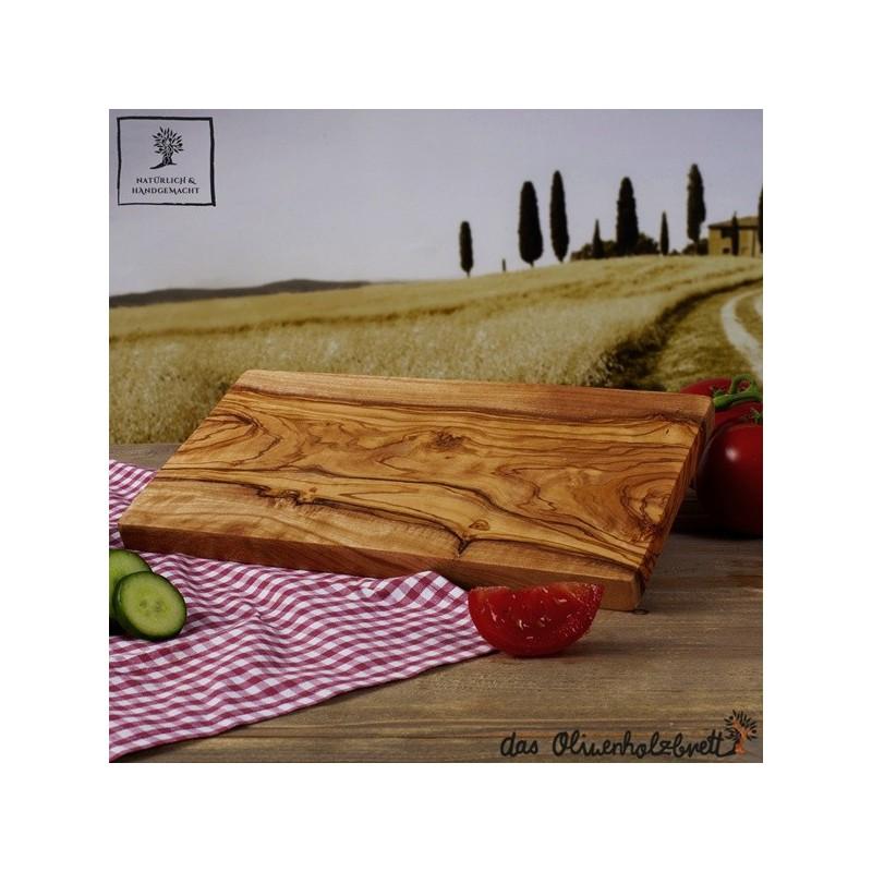 unser fr hst cksbrett holz der olivenholz klassiker rechteckig und moderne form. Black Bedroom Furniture Sets. Home Design Ideas