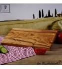 Frühstücksbrett aus Holz, rechteckig - unser Klassiker