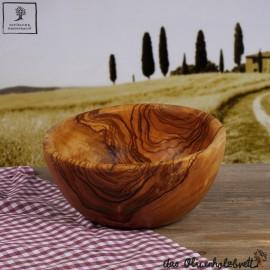 olive wood bowl modern