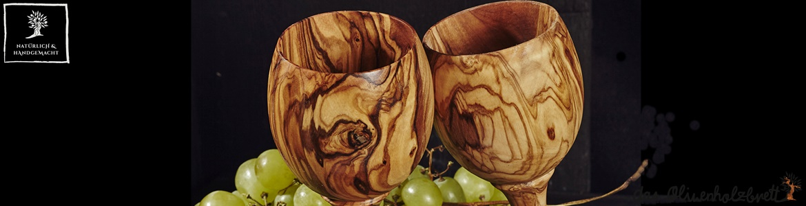 cups out of olivewood